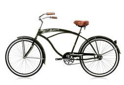"Micargi 26"" Huntington Men beach cruiser Oversize bicycle bi"