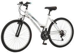 Roadmaster 26 inch Granite Peak Mountain Bike Women White Ne