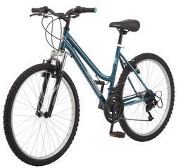 Roadmaster 26 inch Granite Peak Women's Mountain Bike Teal