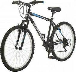 26 Mens Mountain Bike 18 Speed Bicycle Comfort Seat Outdoor