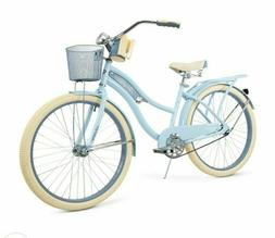 "Huffy 26"" Nel Lusso Women's Classic Cruiser Bike Perfect F"