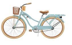 """Huffy 26"""" Nel Lusso Women's Cruiser Bike - Gloss Blue"""