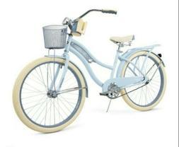 "Huffy 26"" Nel Lusso Women's Cruiser Bike W/ Perfect Fit"