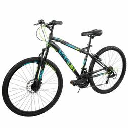"Huffy 26"" Nighthawk Mens Hardtail 18 Speed Durable Steel Mou"