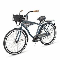 "26"" Panama Jack Beach Cruiser Bike, Denim Blue 26 inch Denim"