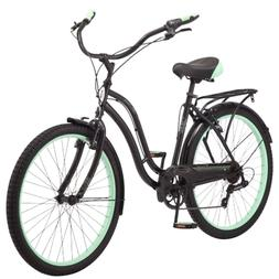 "26"" Schwinn Fairhaven Women's Cruiser Bike, Black"