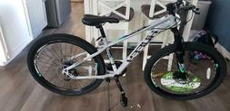 "Huffy 26"" Scout Mens Hardtail 21-Speed Mountain Bike with"