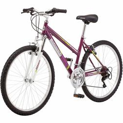 "26"" Roadmaster Sporting Women's Mountain Bike 18 Speed Steel"