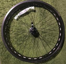 """26"""" x 4"""" Fat Bike Wheel Double Walled"""