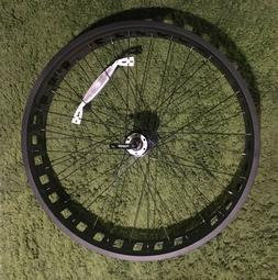 "26' x 4"" Fat Bike Wheel"