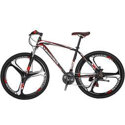 27.5 Mountain Bike 21 Speed Mens Bikes Disc brakes bicycle 3