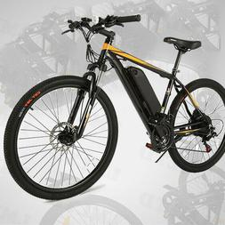 27.5in 350W Electric Mountain City Bicycle E-bike Shimano w/