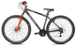 29-Inch Wheel Men's 21-Speed Mountain Bike Aluminum Frame Bi