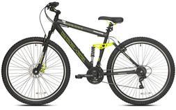 "29"" Incline Mens Mountain Bike Genesis Aluminum Frame Adult"