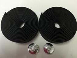 2PCS Bicycle Handlebar Drop Bar Wrap Cork Tape for Fixed Gea