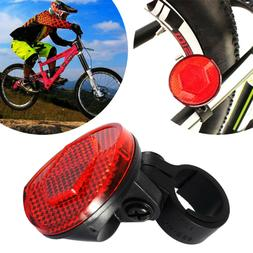 2X Bicycle Front Rear Reflector Bike Reflective Lens Cycling