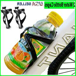2X Bike Water Bottle Cage Holder Mount Bicycle Cycling Drink