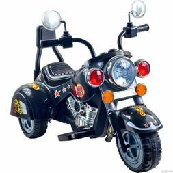 3 Wheel Chopper Trike Motorcycle for Kids, Battery Powered R