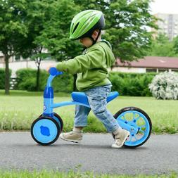 3 Wheels Kids Balance Bike Tricycle Toy Rides Baby Walker No