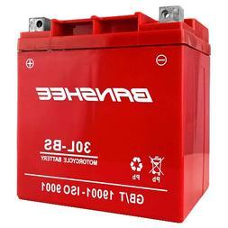 30L-BS Banshee Battery for Qualifying Harley Davidson Bikes,