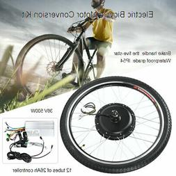 36V 500W Front/Rear Wheel Electric Bicycle Hub Motor E-Bike