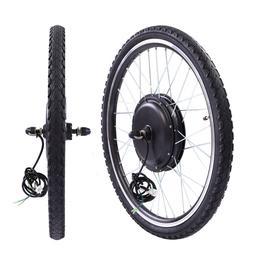 36V Rear Wheel Electric Bicycle Motor Conversion hub Kit 500