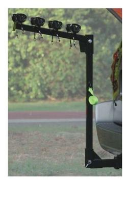 HD 4 BICYCLE RACK Trailer Hitch BIKE CARRIER Car & Truck Rac