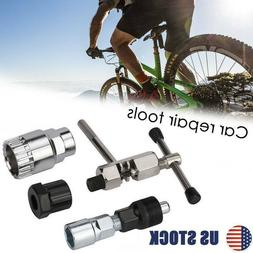 4 in 1 Mountain Bike Bicycle Crank Chain Axis Extractor Remo