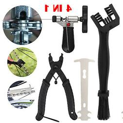4 NI 1 Bicycle Chain Repair Kit Plier- Breaker Splitter- Che