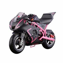 XtremepowerUS 40CC 4-Stroke Gas Power Mini Pocket Motorcycle