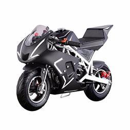 Generic 40CC 4-Stroke Gas Power Mini Pocket Motorcycle Ride-