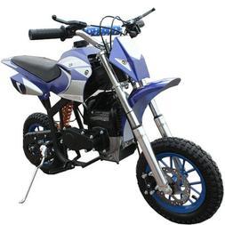 40cc Kids Dirt Bike Mini Pit Bike Dirt Bikes Motorcycle Gas