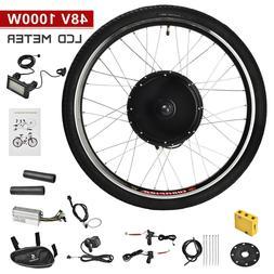 48V 1000W Front Wheel Electric Bicycle E-Bike Conversion Kit