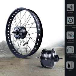 BAFANG 48V 750W Fat Tire Electric Bike Rear Wheel Hub Motor