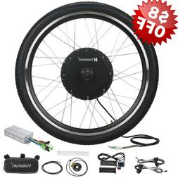 Voilamart 48V Front Wheel Electric Bicycle Motor Conversion