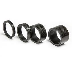 1Set Carbon Fiber Stem Washer Spacer Bicycle Bike Headset 3//5//10//15//20mm