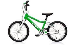 """WOOM BIKES USA 5-7 Years WOOM 3 Bike, 16""""/One Size, Green"""