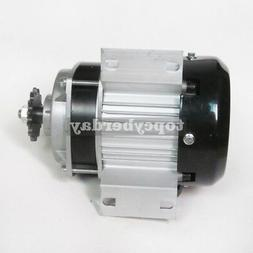 500W 48V Electric Motor for Bicycle Brushless Motor E-Bike E