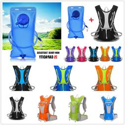 5L, 12L Bike Bicycle Hydration Pack Backpack Camelbak Cycle