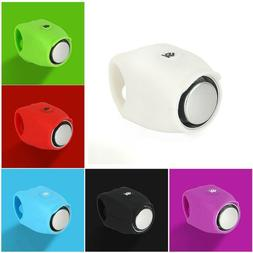 6 Colors Bike Bicycle Super-Loud Electronic Siren Horn Bell
