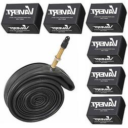 6X Road Racing Hybrid Bike Presta Inner Tubes - 700 X 18-25C