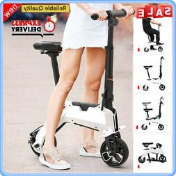 7 inch Mini E-Bike Electric Bike Foldable Scooter Aluminium