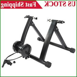 7 Level Bicycle Trainer Resistance Magnetic Bike Stand Indoo