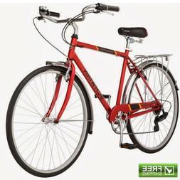 700c Schwinn Admiral Hybrid Men's Leisure Bike