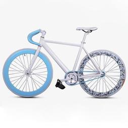 Inbike 700c Fixed Gear Bike Fixie Bike Track Bicycle