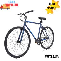 700c Men's Kent Fixie Bike Fixed Gear Road Bicycle Durable L