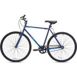700c Men's Kent Fixie Bike | Steel Frame and Fork - Steel Ri