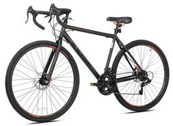 Kent 700c Nazz Men's Adventure Road Bike 700C Shimano Shifte