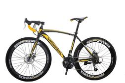 700C Road Bike 27 Speed Racing mens/women Bikes Bicycle Cycl