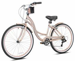 "NEW IN BOX UNASSEMBLED KENT BAYSIDE 26"" WOMEN'S CRUISER BI"